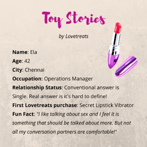 Lovetreats Toy Stories - ELA