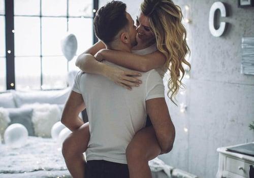 couple passionate